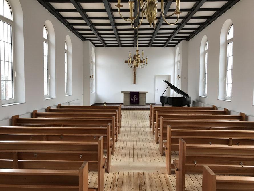 Veranstaltung Evangelische Dankeskirche Metelen