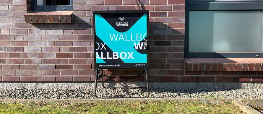 Mobile Wallbox Kiel Elektro Voesch