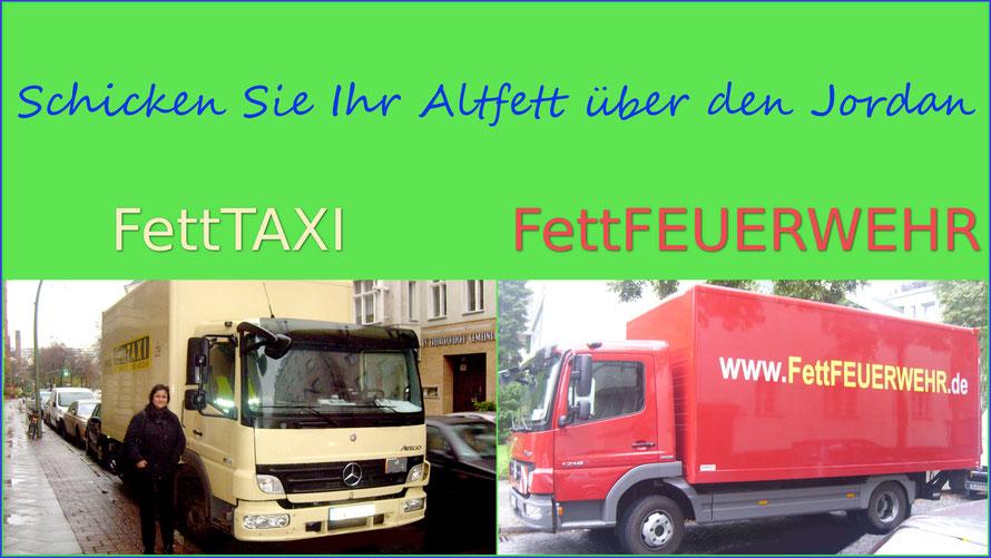 FettTAXI & FettFEUERWEHR