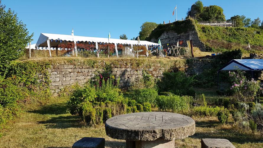 Le site du plus vieux donjon de Lorraine pour ses 1040 ans ;-) !