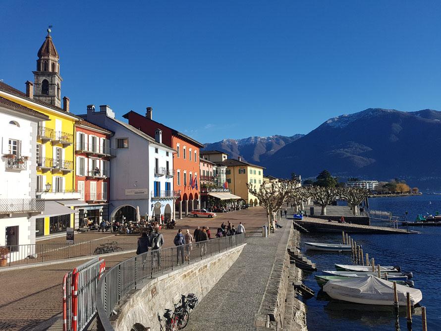 Ascona, Kanton Tessin © Kunstwirtschaftler