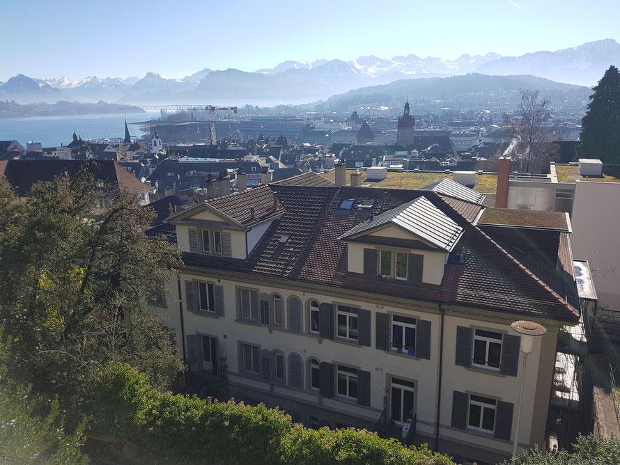 Luzern, Kanton Luzern © Kunstwirtschaftler