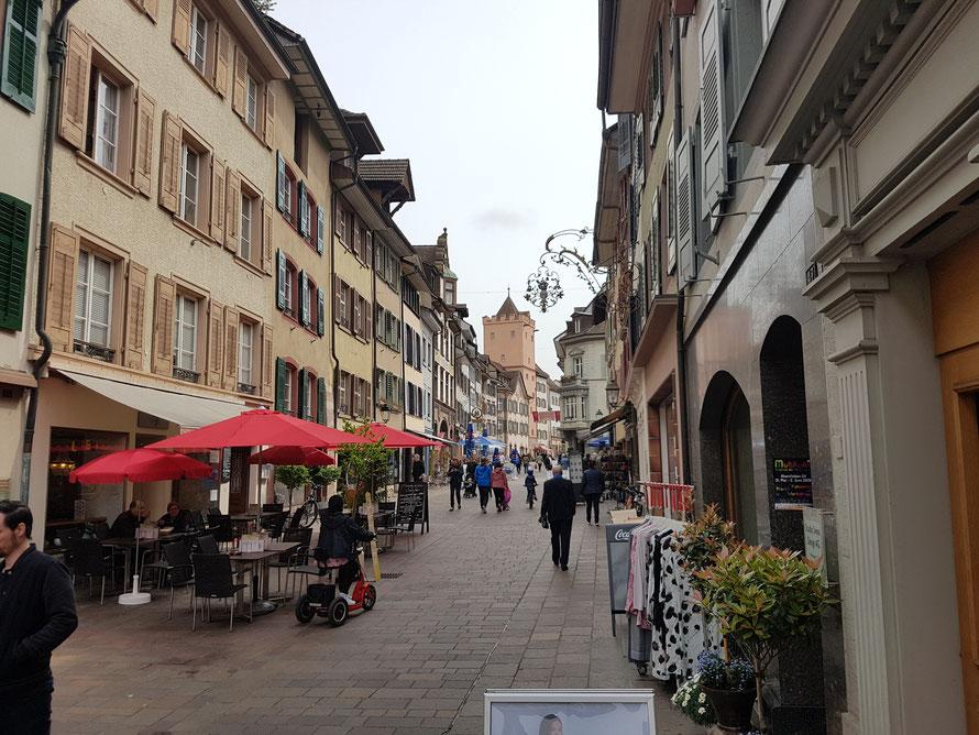 Rheinfelden, Kanton Aargau © Kunstwirtschaftler