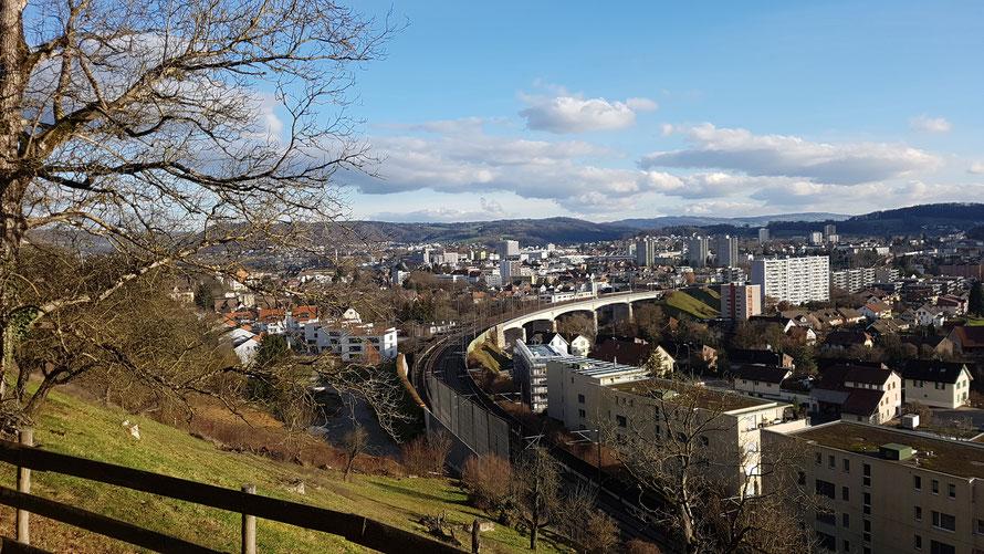 Brugg, Kanton Aargau © Kunstwirtschaftler