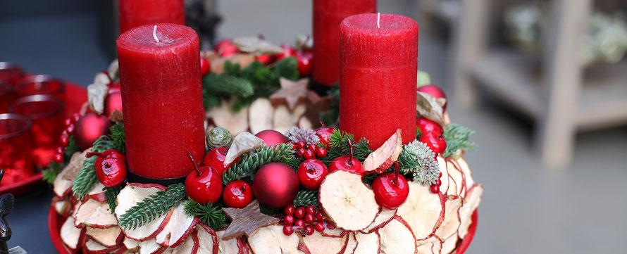 Imke Riedebusch Weihnachtsdeko.Weihnachtsgestecke 2015 Teil Ii Fachgroßhandel Für Floristikbedarf
