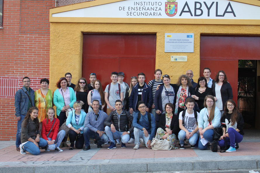 Meeting in Ceuta April 19th - 25th (26th) 2016