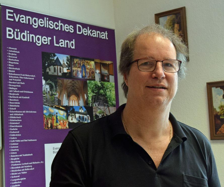 Gert Holle hofft auf eine starke Wahlbeteiligung, die den Kirchenvorständen einen festen Rückhalt für eine verantwortungsvolle Aufgabe gibt.Foto: Gert Holle
