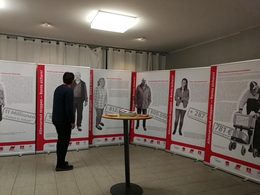 Archiv: Ausstellung im vergangenen Jahr in Friedberg. Foto: Richard Kunkel