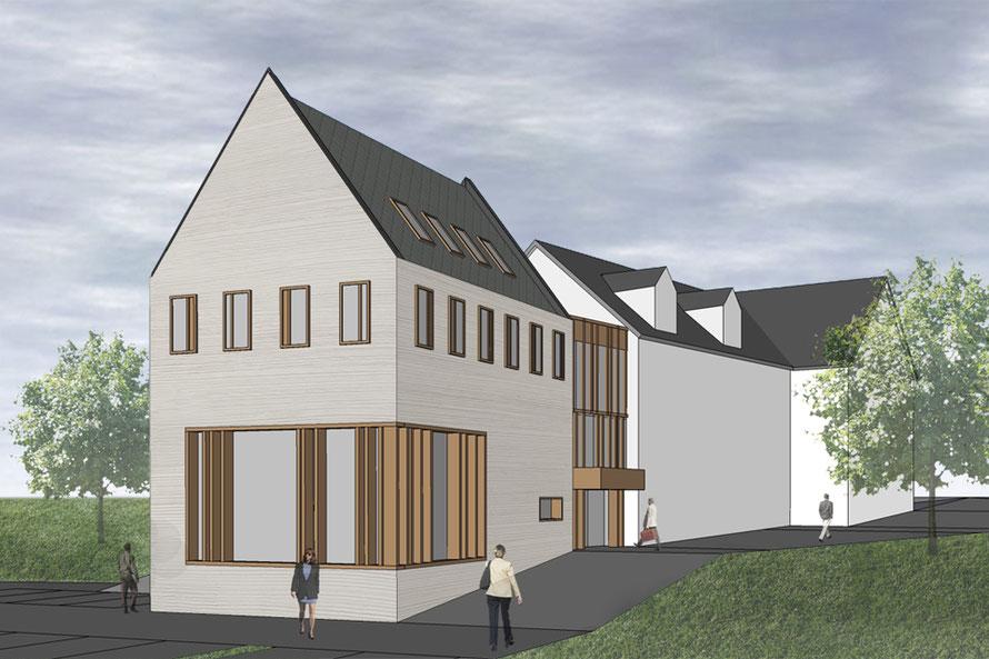 Grafik: Architekturbüro Pätzold Krämer