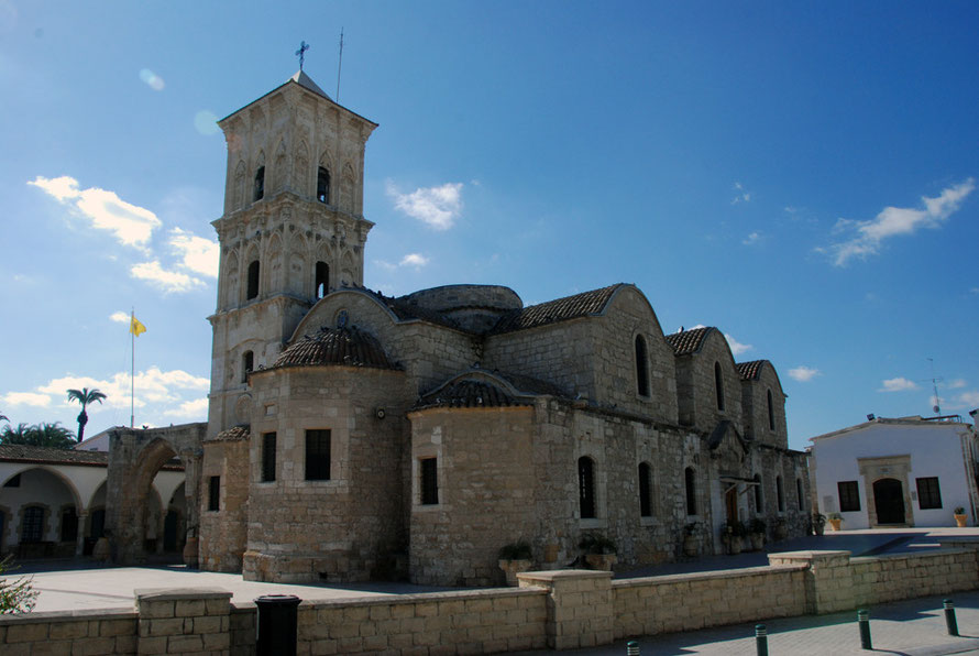 St Lazarus Church, Larnaca, Late 9th Century.