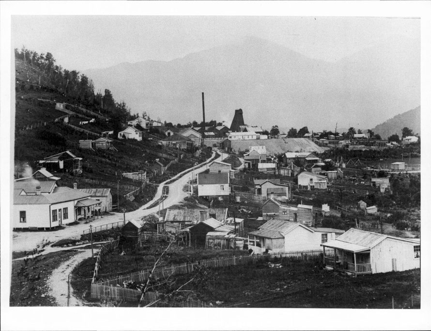 Waiuta in the 1930: Joe Divis