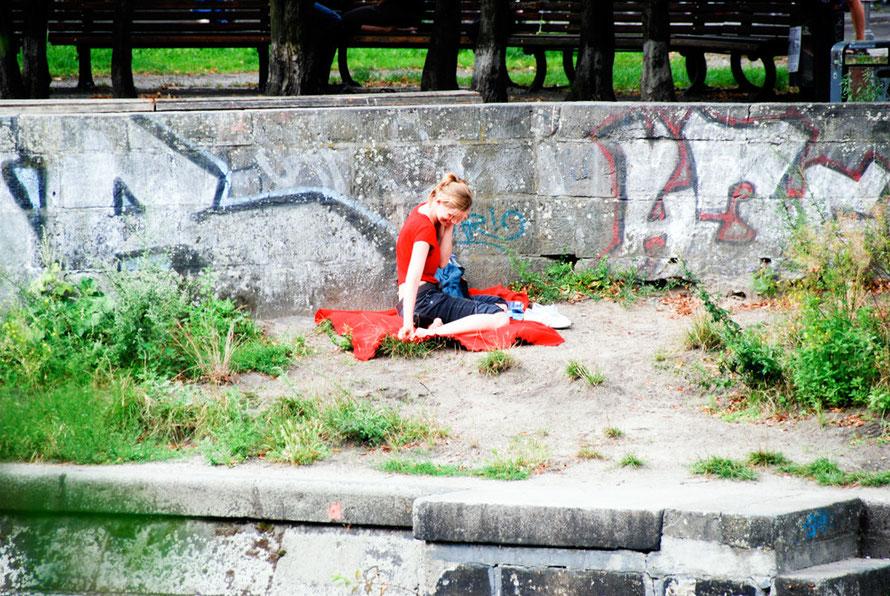 Canalside, Berlin 2007