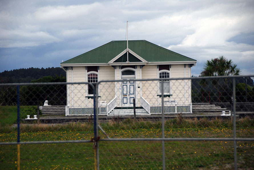 The Customs House, Hokitika