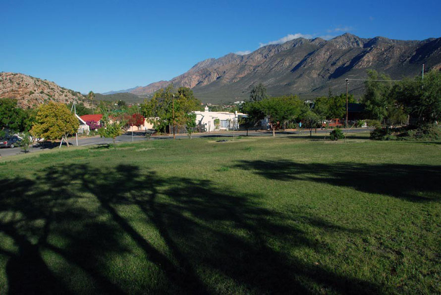 West Montegu and the Langeberg Mountains