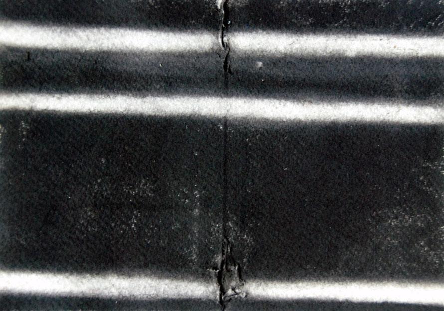 Sign II (charcoal)