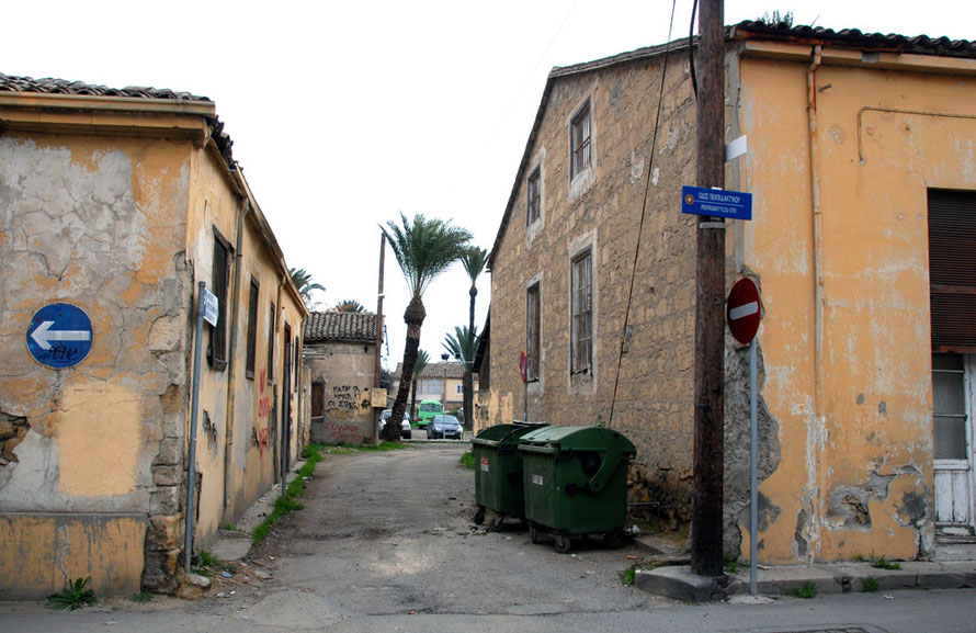 Nicosia Old Town near Famagusta Gate