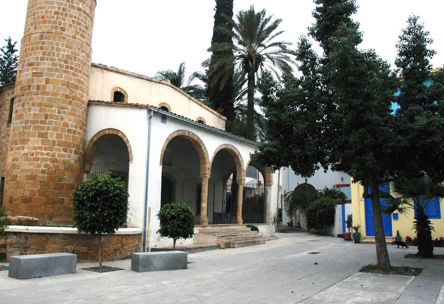 Taht El Kale mosque, Chrysalniotissa quarter, Nicosia