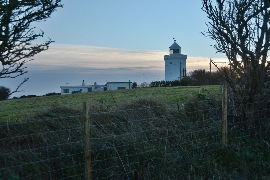 Auto HDR on High of the South Foreland Light.