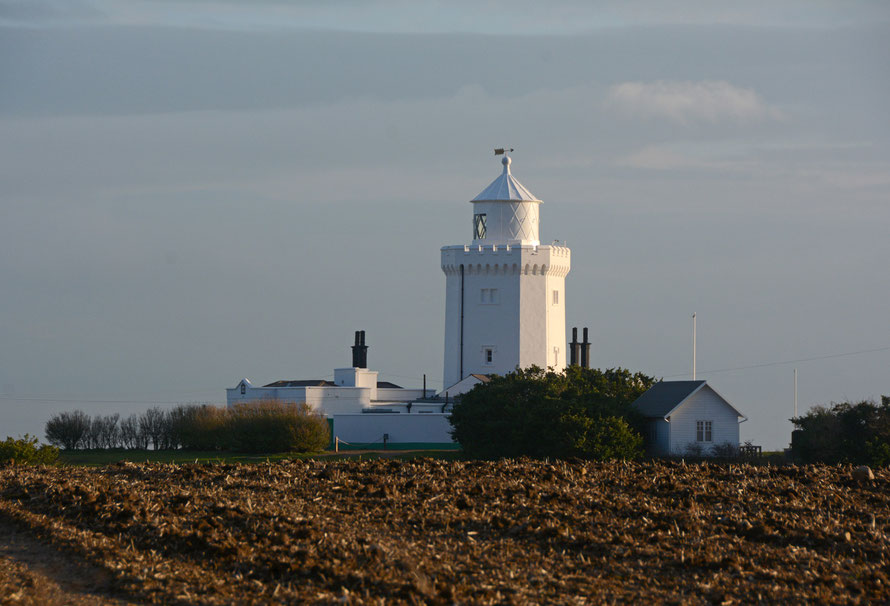 South Foreland Lighthouse.