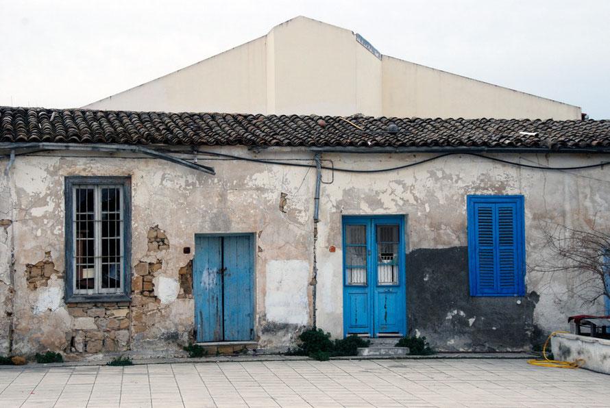 Old town Nicosia, near Famagusta Gate