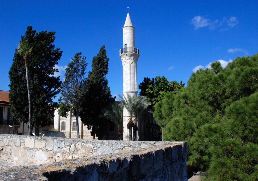 Mosque, Larnaca.