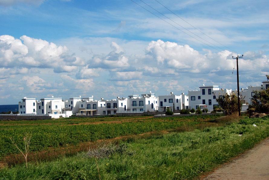 Villa development at Protaras.