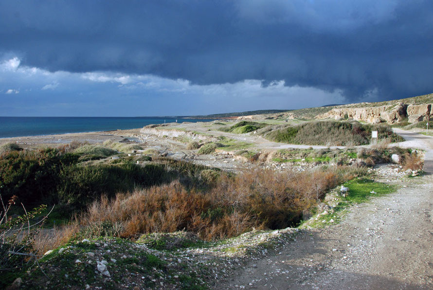 A troubled future for the Akamas Peninsula ?