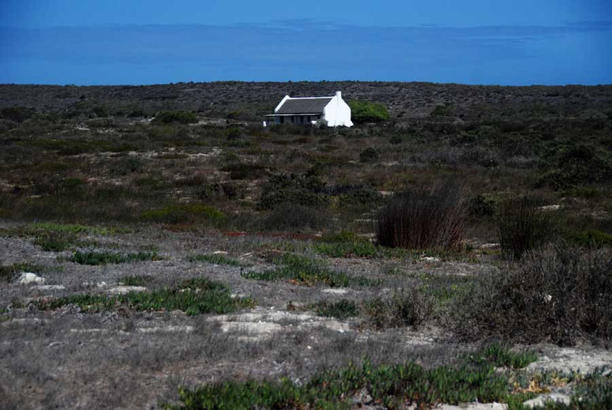 Abrahamskraal Cottage in the West Coast National Park
