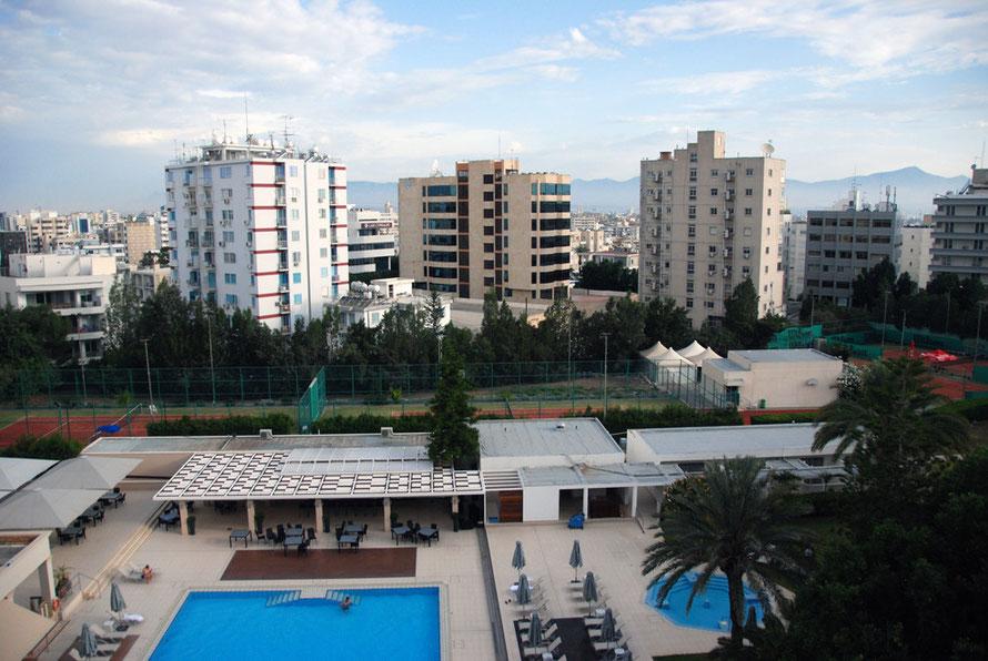 Nicosia with pool.