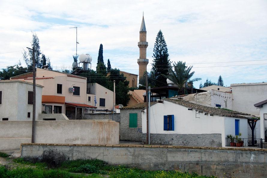 Peristerona and Mosque