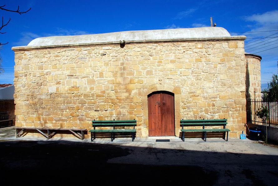 A second church in Peristerona.