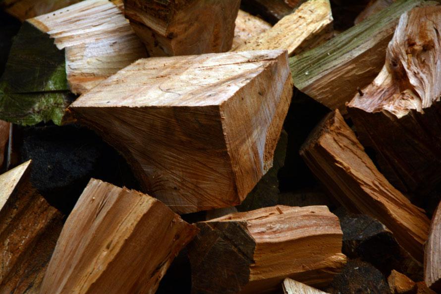 Monterrey Cypress pile.
