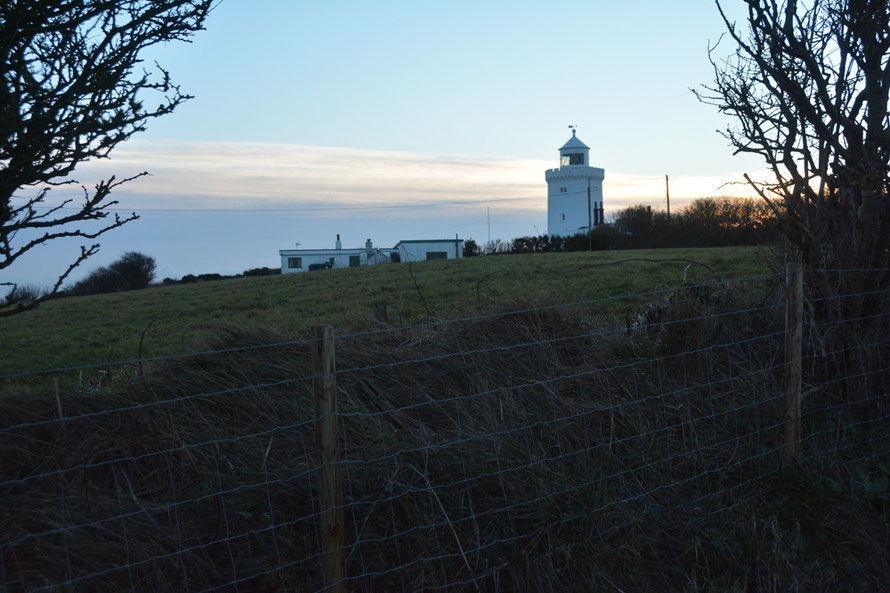 Active D Lighting on High of the South Foreland Light.