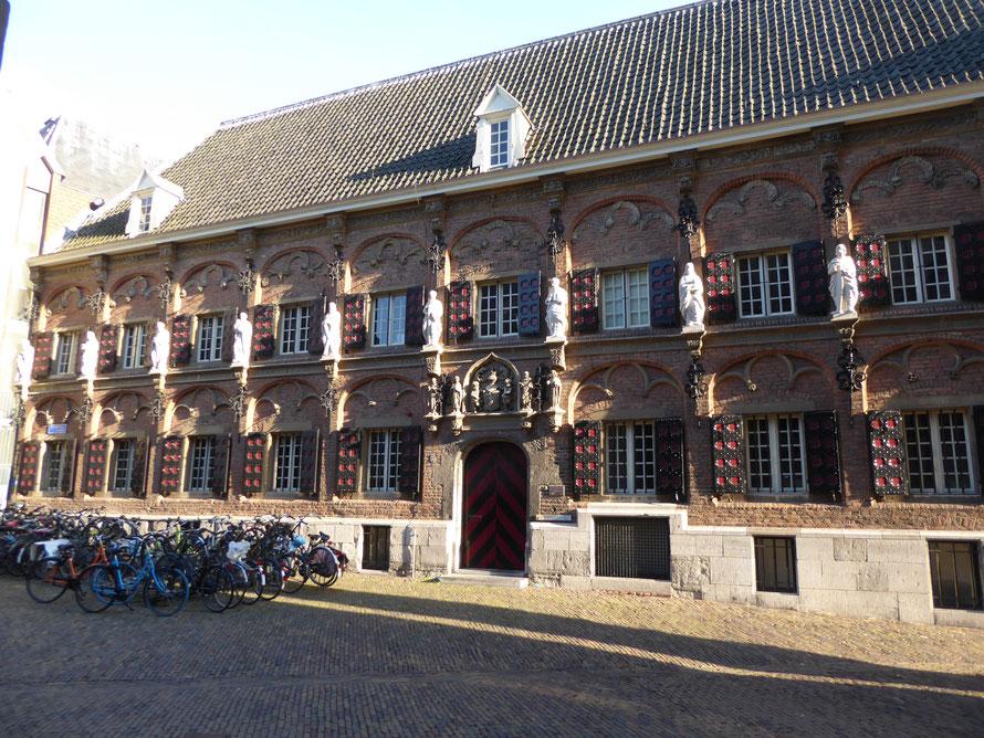 Latijnse School - Sint Stevenskerkhof Nijmegen