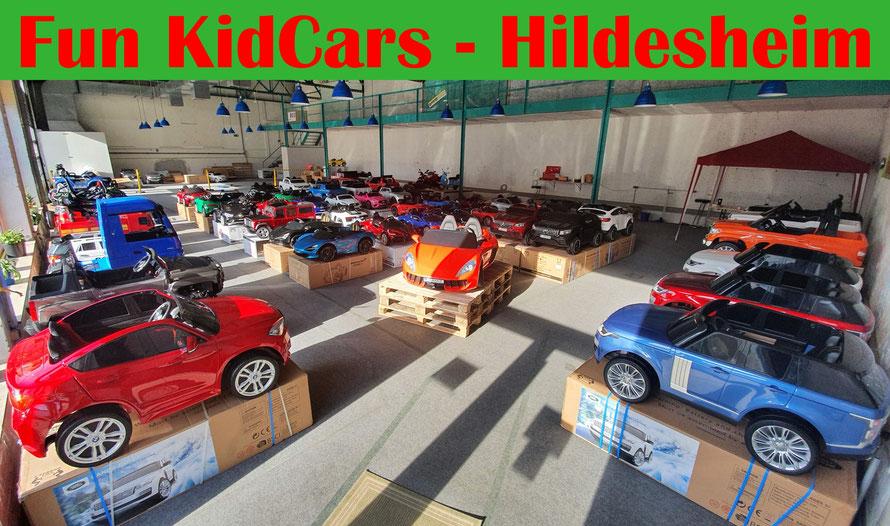 Hildesheim/Fun KidCars/Kinderauto/ Kinder Elektroauto/Laden/kaufen/abholen/montiert/lizensiert/