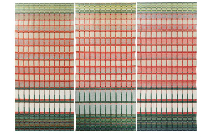 """""""Speicherhäuser"""" - Wandobjekte 100 x 218 cm"""