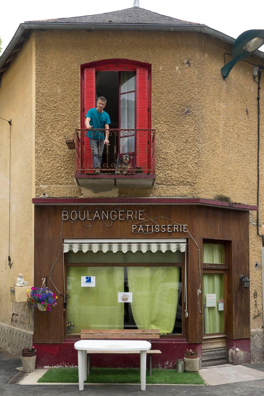 Le boulanger de Châteauneuf.