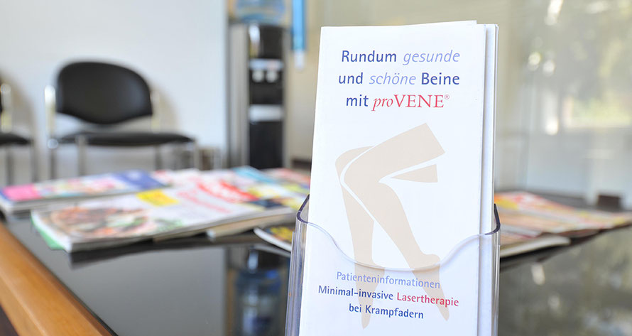 Ambulantes Gefäß- und Laserzentrum - Endoluminale Lasertherapie