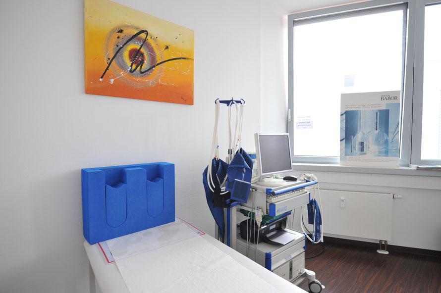 Ambulantes Gefäß- und Laserzentrum - Durchblutungsstörung der Beine