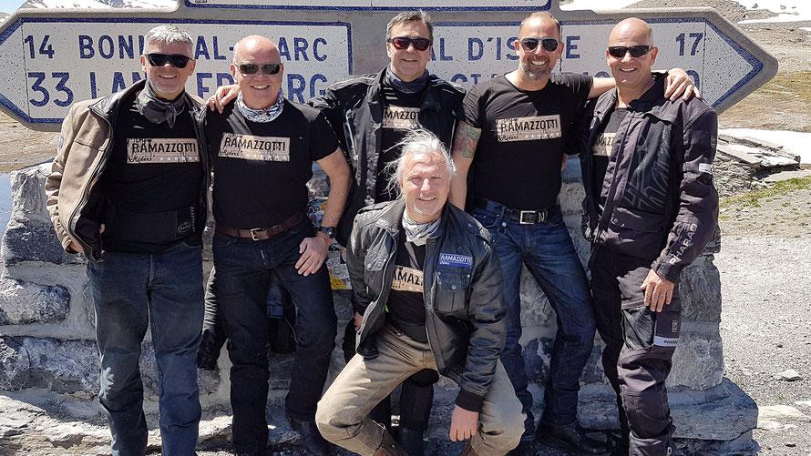 Route des Grandes Alpes für Motorrad und Auto auf Pässe.Info