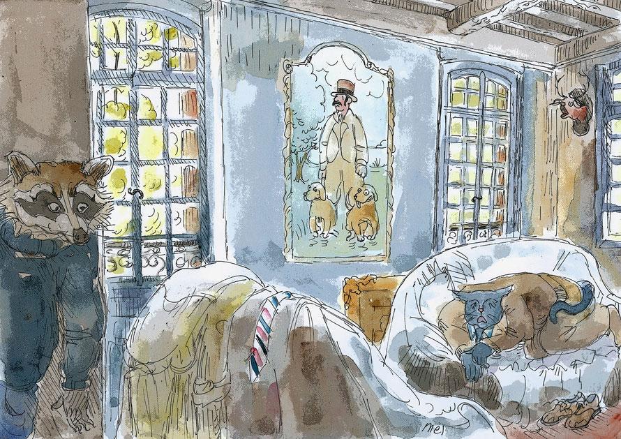 """""""Château de Lombre"""" - Une aventure de l'Ouximer"""