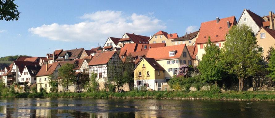 Stadtansicht Besigheim