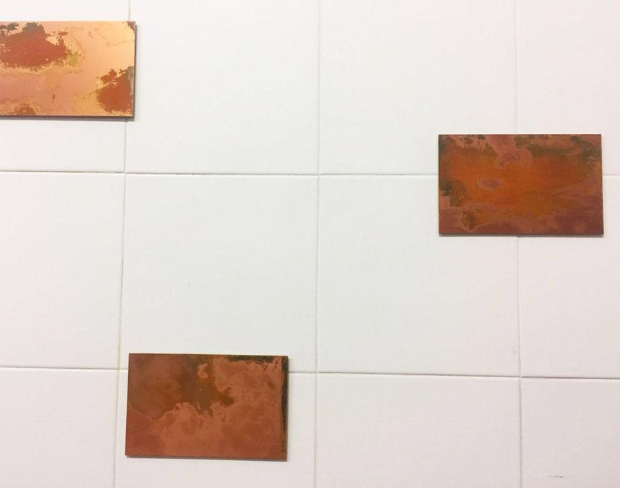 CLOUDS, Saverio Bonato, Installation View, AKH, 2018