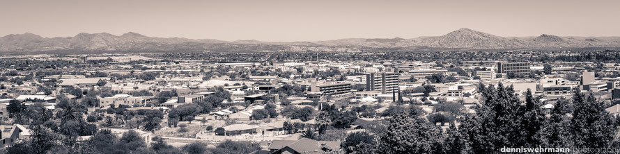 Panorama Windhoek