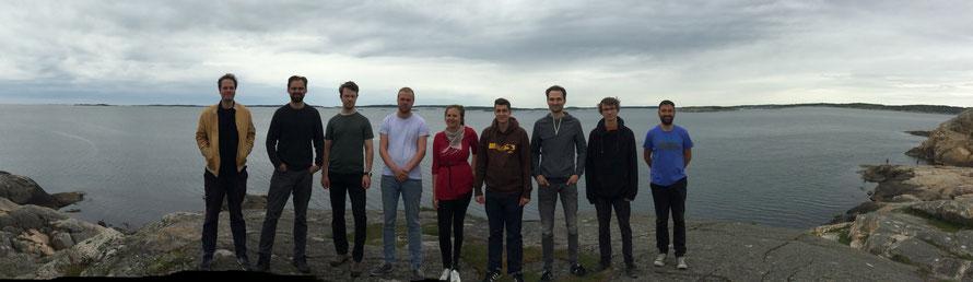 Summer 2017, Archipelago (Vrångö)