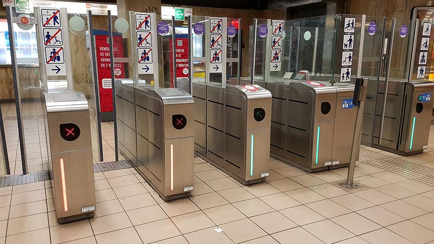 Metro Bahn fahren Brüssel Belgien Fernweh reisen travel Freizeit Alltagsabenteuer Alltagsabenteurer