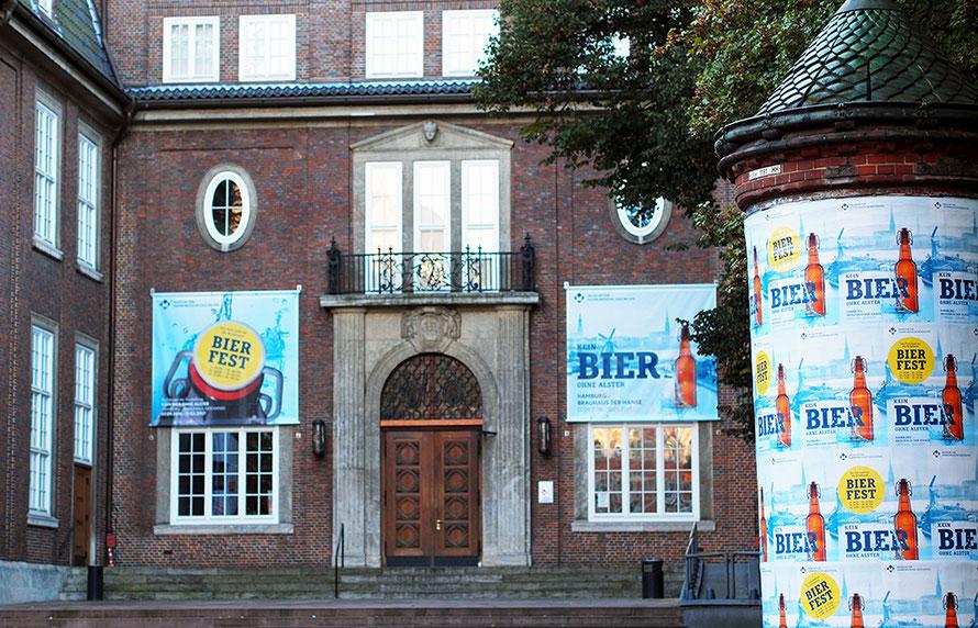 Kein Bier ohne Alster Ausstellung Museum für Hamburgische Geschichte Freizeit Hamburg Alltagsabenteuer Alltagsabenteurer