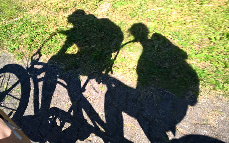 Tandem fahren Tandem leihen Hamburg Freizeit Zweiradperle Radtour Kurztrip Alltagsabenteuer Alltagsabenteurer