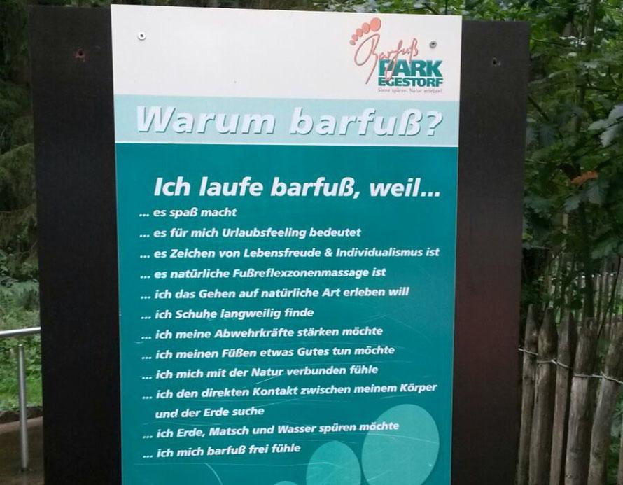 Alltagsabenteurer Alltagsabenteuer Barfußpark Egestorf Barfusspark Barfuß laufen Freizeit Füße Spaß Schlamm