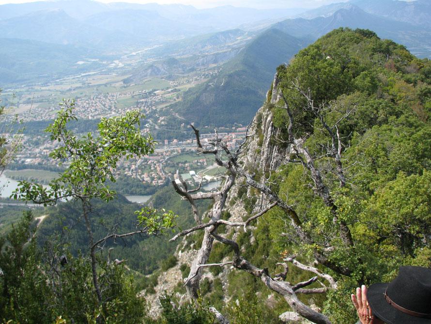 Rando du jeudi 27 septembre : Crête de la Baume (Sisteron)